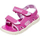 Timberland Perkins Row 2-Strap Sandals Kids Medium Pink